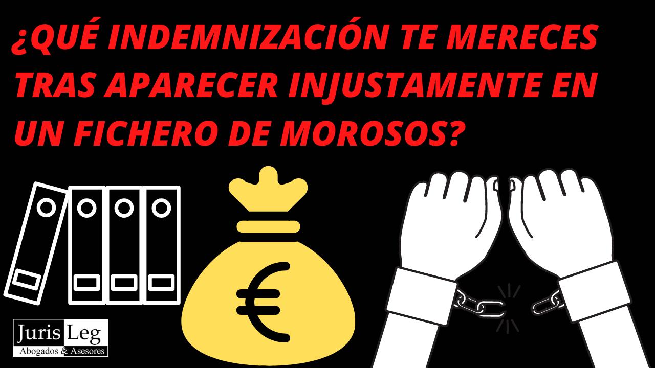 MOROSIDAD-FICHERO-INDEMNIZACIÓN